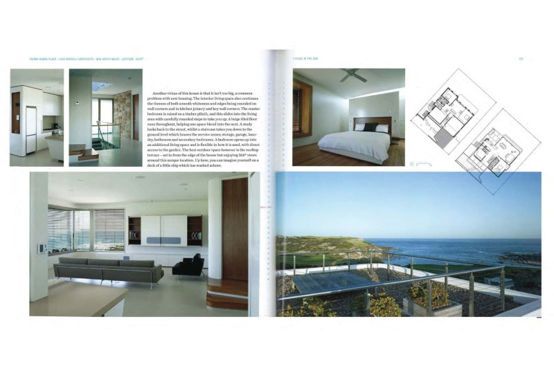 Luigi Rosselli Architects | A Place in the Sun 2010