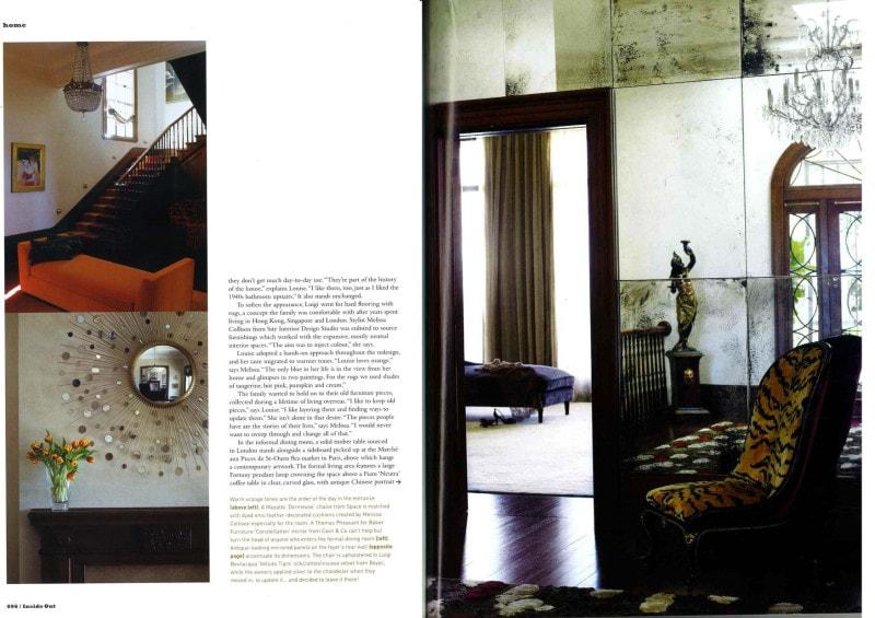 Luigi Rosselli Architects   Inside Out