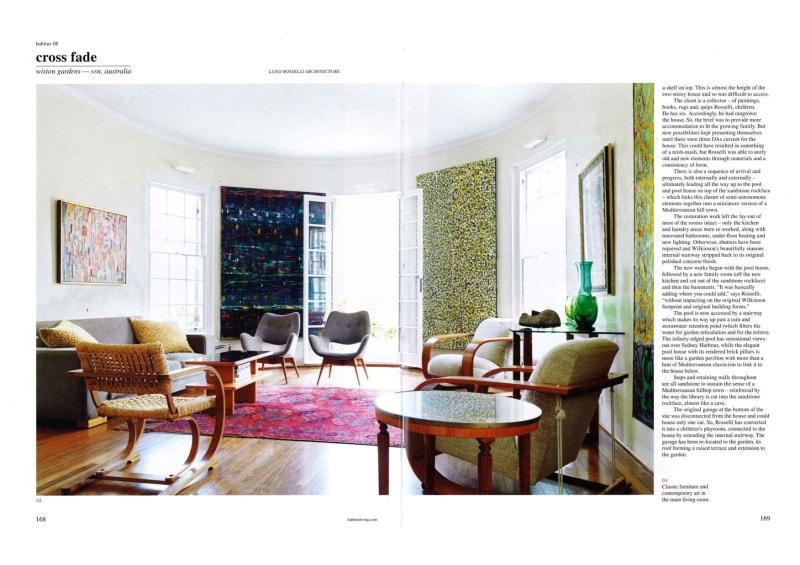 Luigi Rosselli, Living Room, Wall Art