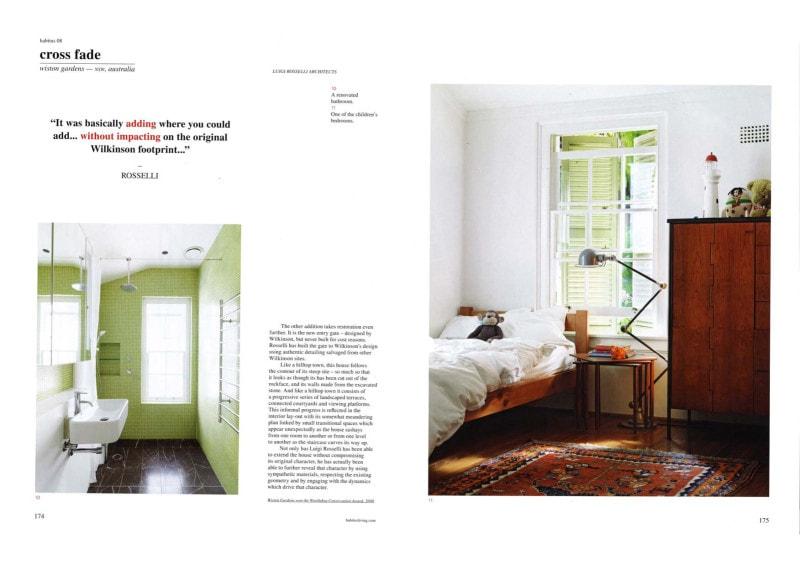Luigi Rosselli Architects | Harbourside Hill Town 2010 | Habitus