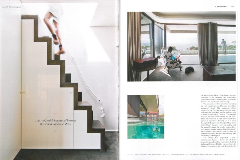 Luigi Rosselli, Stairs, Joinery Stairs, Under Stair Storage
