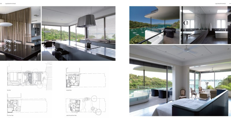 Luigi Rosselli Architects | Modern Lux Housing 2012