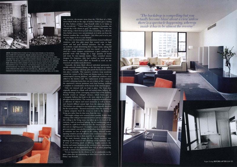 Luigi Rosselli Architects | The Big Picture