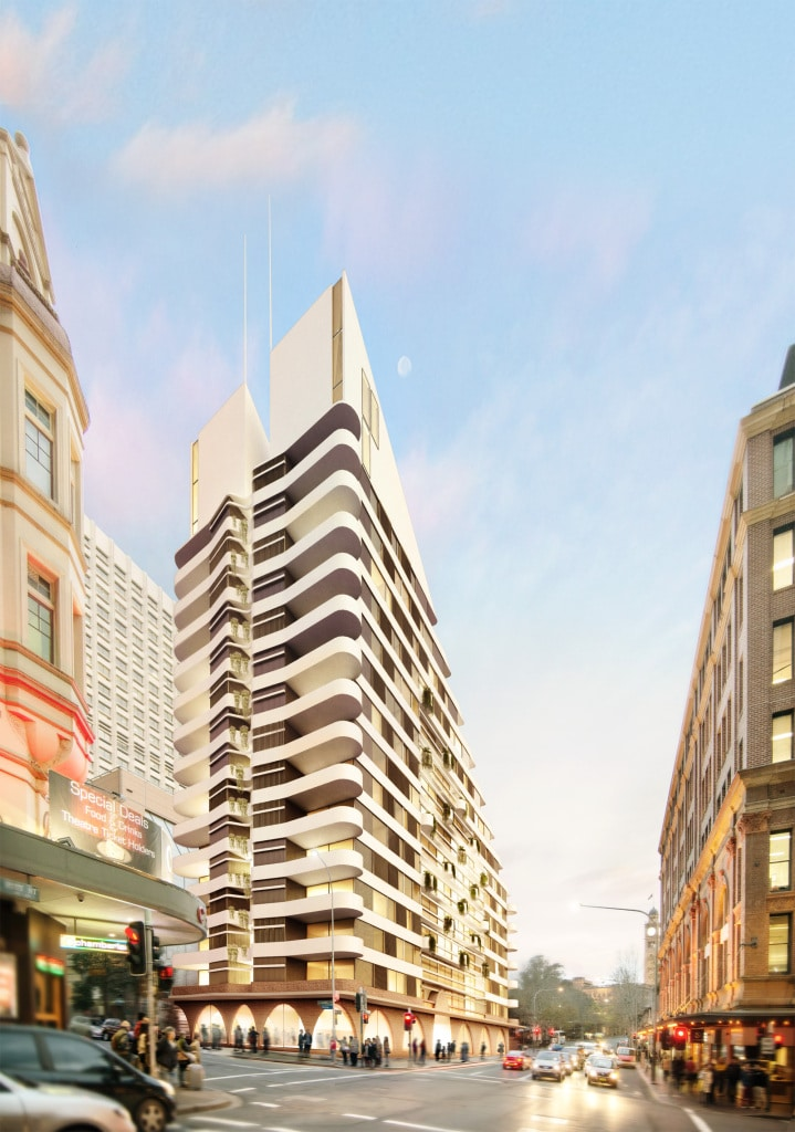 Sydney S Latest Residential Towers Designs Pitt Street