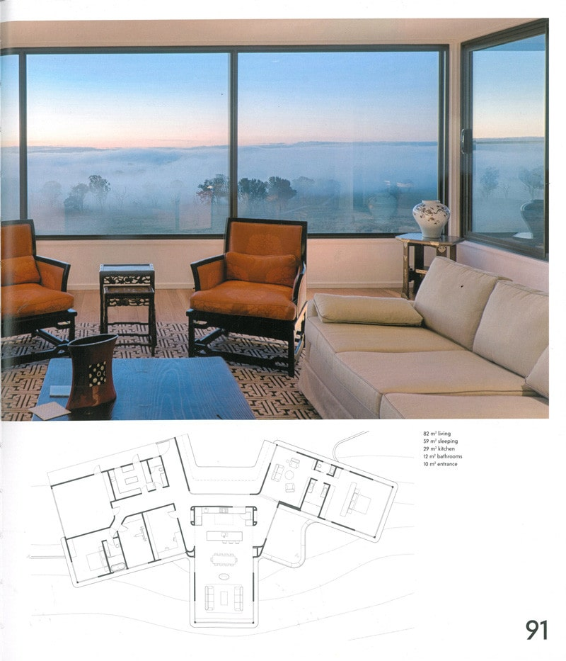 Luigi Rosselli Architects | Living in Style - High Country House 01/2015