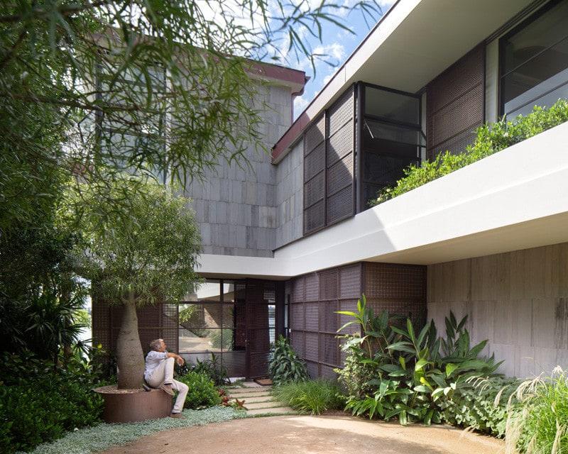 Lush Landscape Architecture, Luigi Rosselli, Concrete