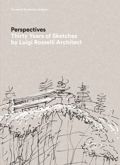 Luigi Rosselli Architects - book cover 2