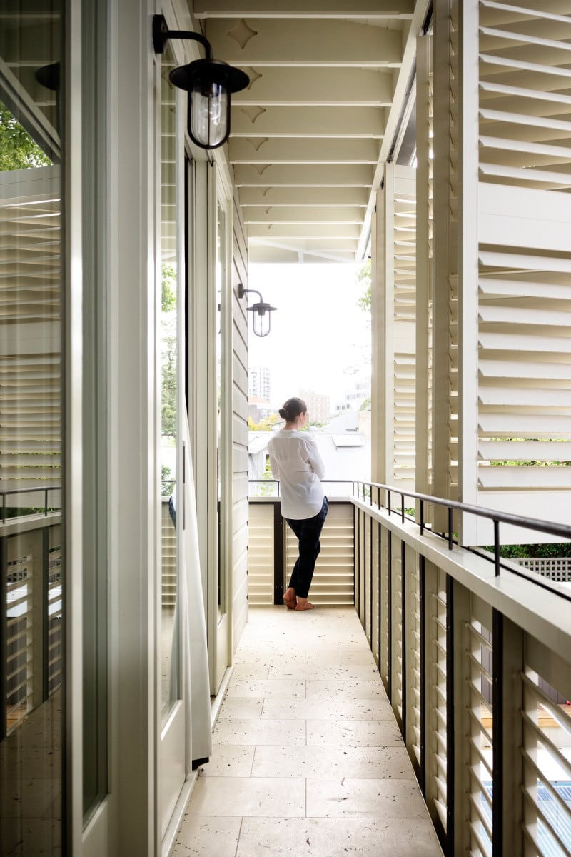 Luigi Rosselli, Shutters, Balcony, Private Balcony