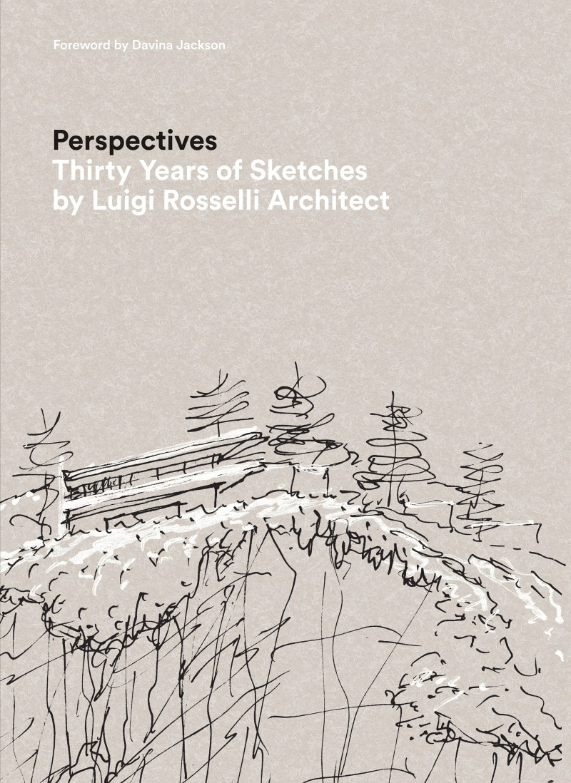 Luigi Rosselli Architects | Sketching Headshot