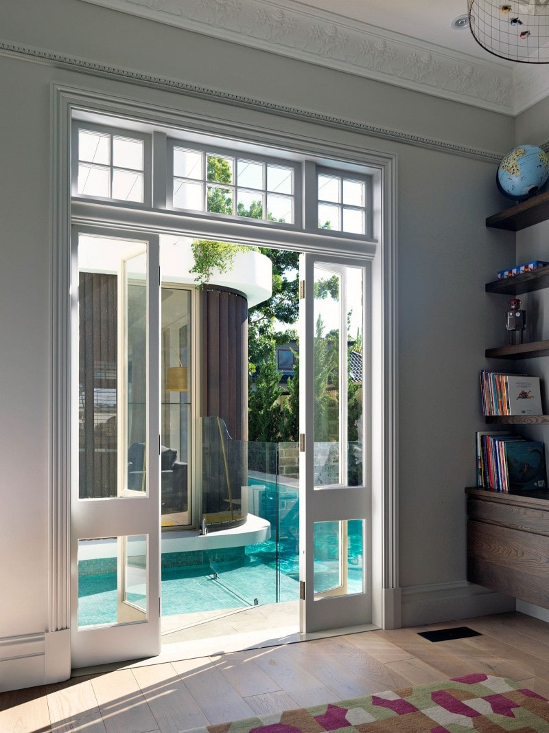 Traditional Timber Windows and Architraves