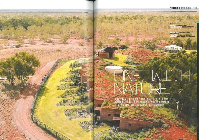 Luigi Rosselli Architects | The Great Wall of WA | InDesign Magazine