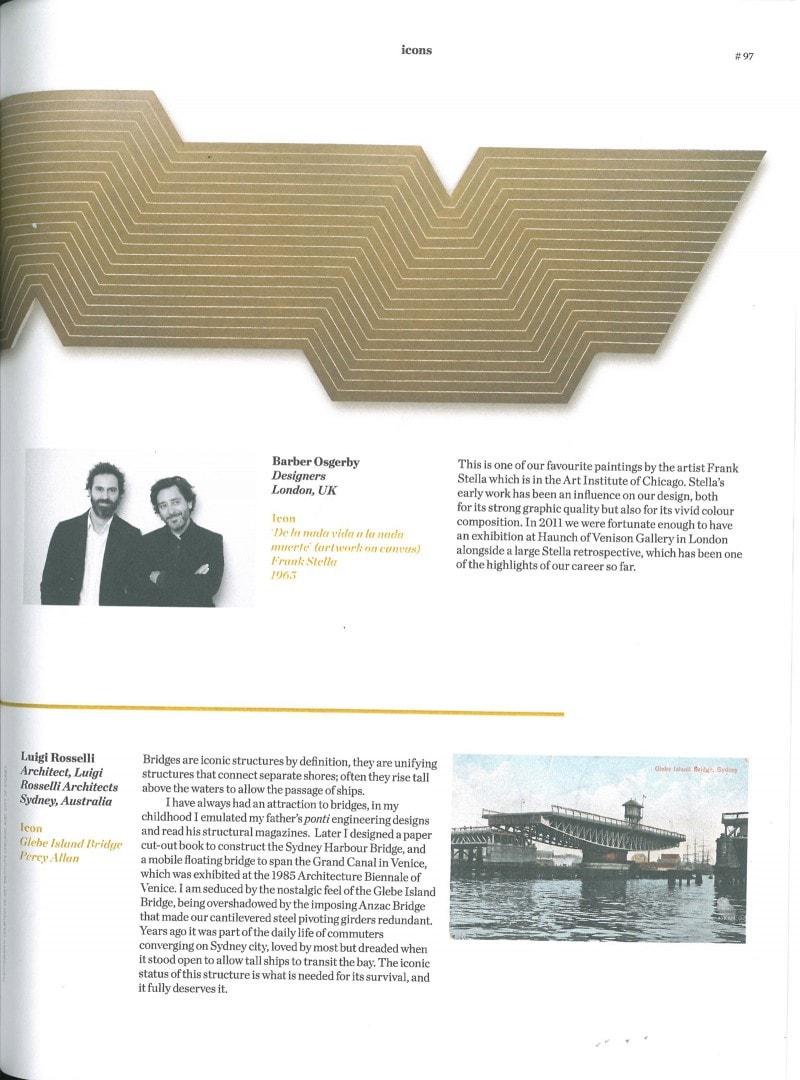 Habitus, Luigi Rosselli Architects, Architecture Magazine