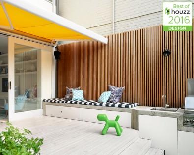 Luigi Rosselli Architects   Paddington Terrace House  © Justin Alexander