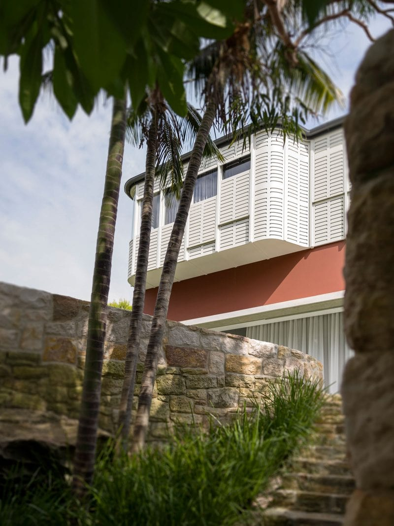 Luigi Rosselli, Stone Walls, Hill Top Cottage, Cottage, Landscape, Rock, CNC Routed Plywood Shutters
