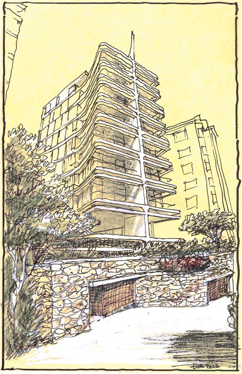 Sydney Highrise