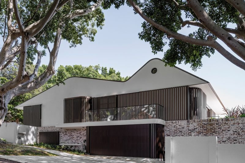 luigi rosselli architects the new twin peaks
