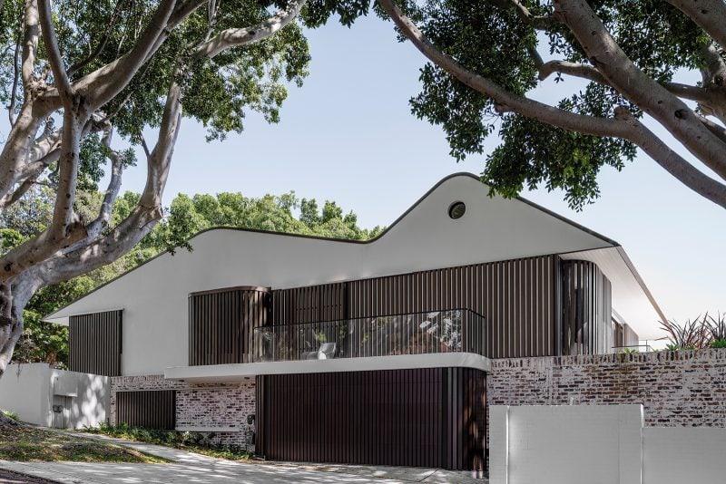 luigi rosselli architects the new twin peaks