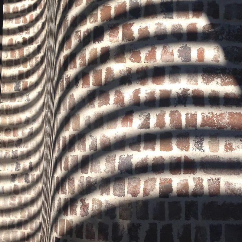 Luigi Rosselli, Brick Facade