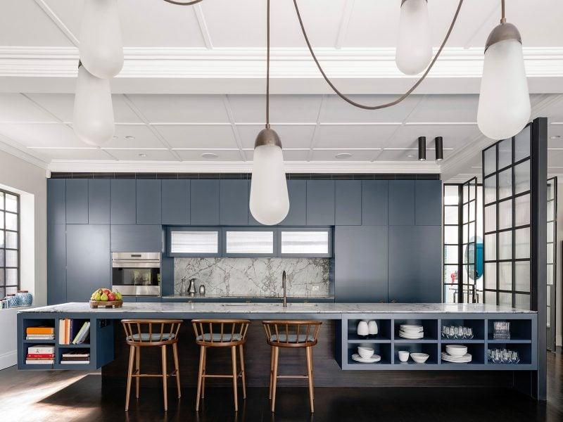 Luigi Rosselli Architects - Raise The Roof - The family kitchen