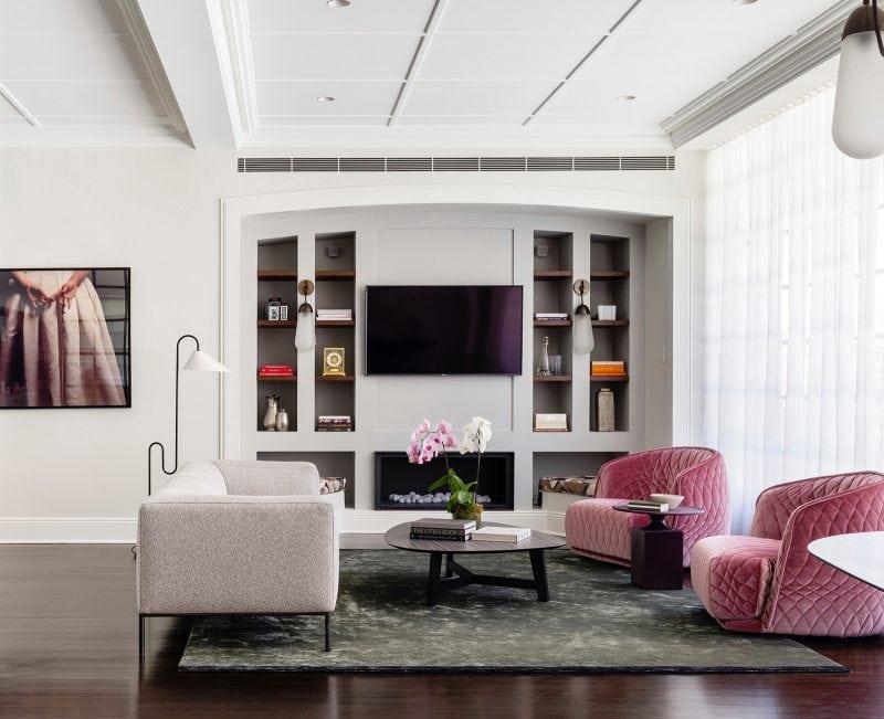 Luigi Rosselli Architects - Raise The Roof - Lounge room