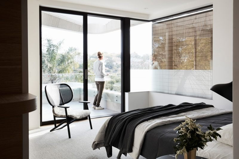 Luigi Rosselli, Bedroom, Bedroom Design, Aluminium Windows, Interior Design