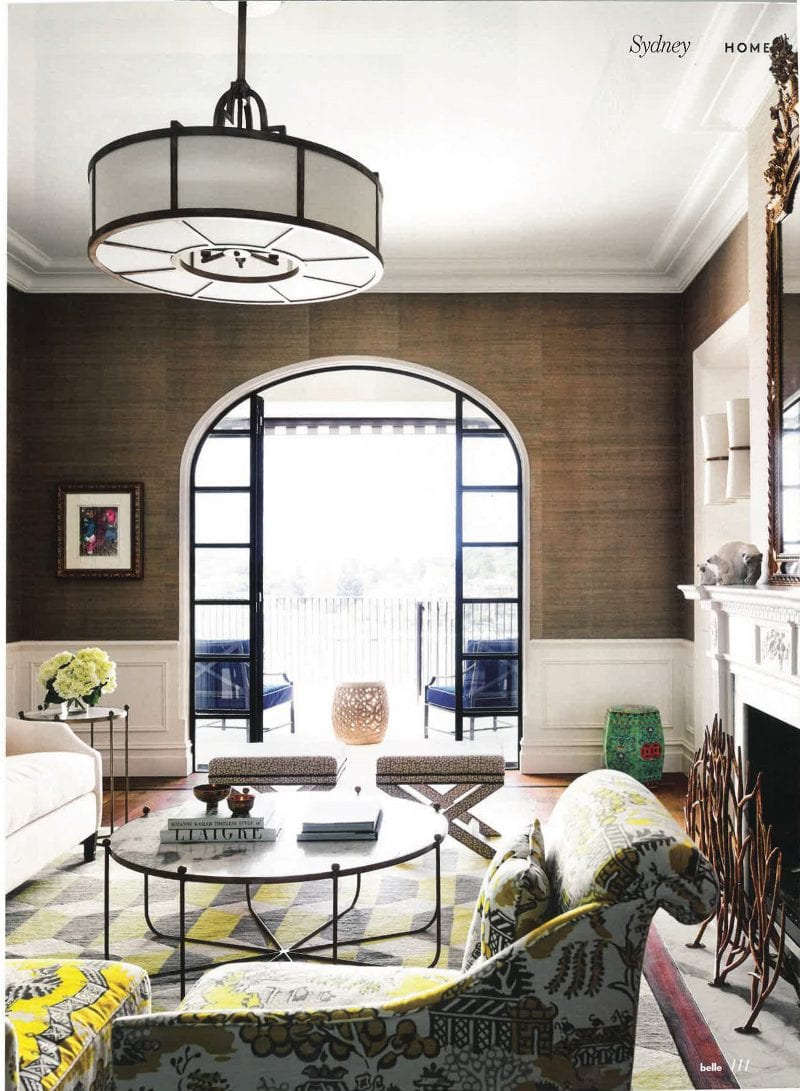 Luigi Rosselli Architects | Belle Magazine
