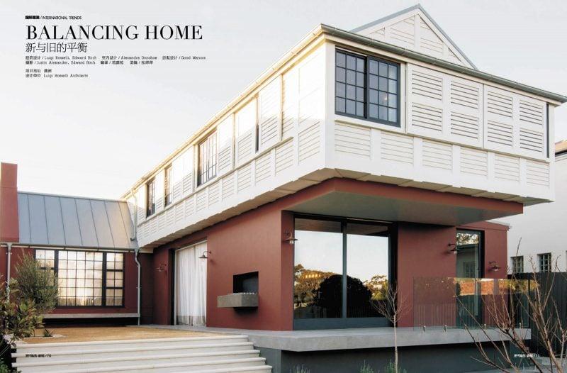 Luigi Rosselli, Timber Shutter, Aluminium Window and Doors