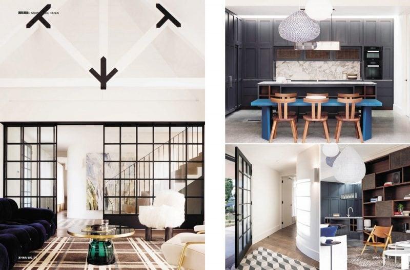 Luigi Rosselli, Timber Trusses, Kitchen, Kitchen Design, Aluminium Windows, Aluminum Doors