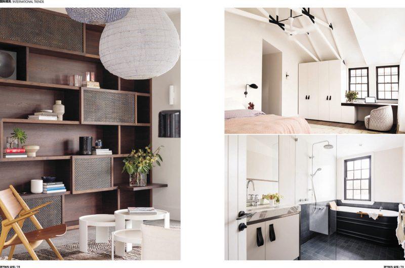 Luigi Rosselli, Book Shelf, Timber Boof Shelf, Timber Trusses