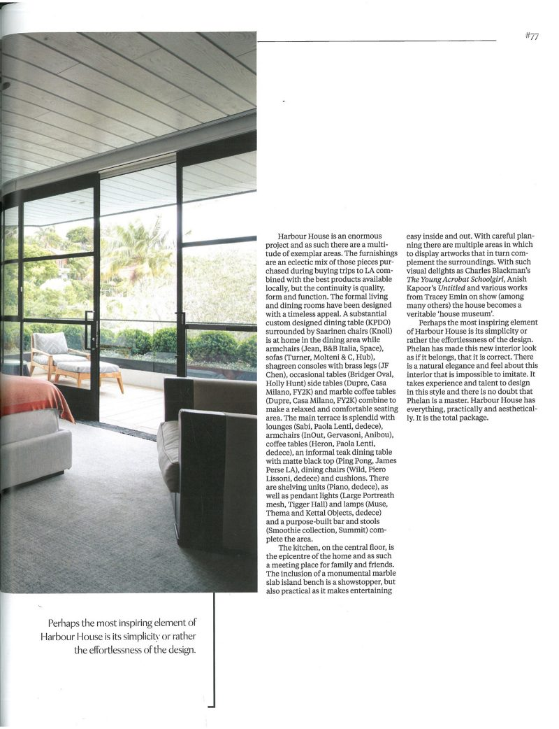 Luigi Rosselli Architects | Australian Design Review