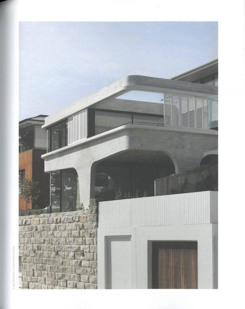 Luigi Rosselli, Concrete, Concrete Architecture, Off Form Concrete, Stone, Stone Wall