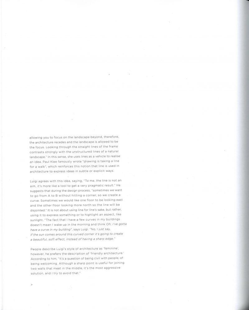 Luigi Rosselli Architects | Baskk Magazine
