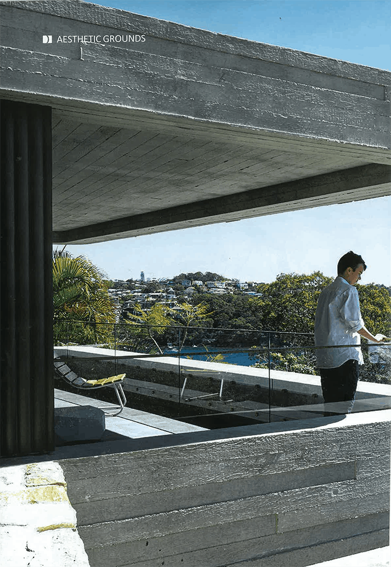 Luigi Rosselli, Concrete, Balcony, Concrete Architecture, Off Form Concrete