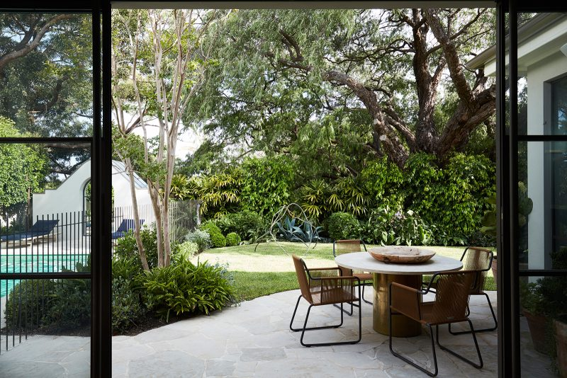 Luigi Rosselli Architects, outdoor living