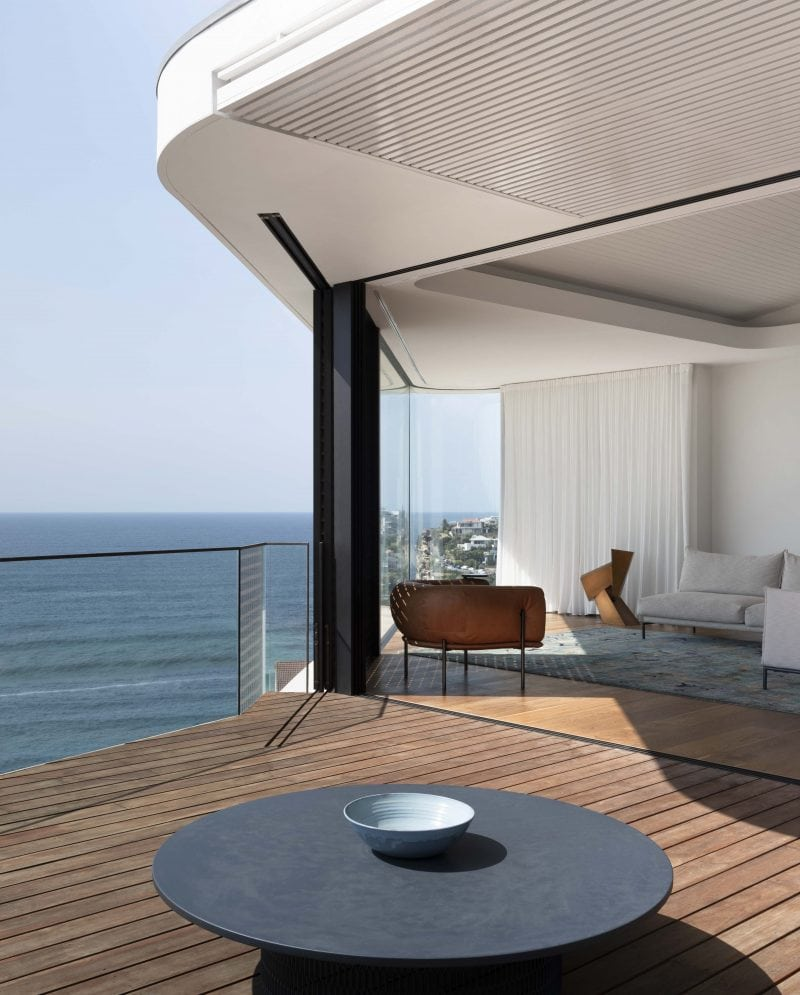 Luigi Rosselli, Luigi Rosselli Architects, Pacific View Point
